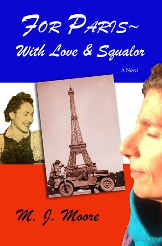 For Paris  ~ With Love & Squalor